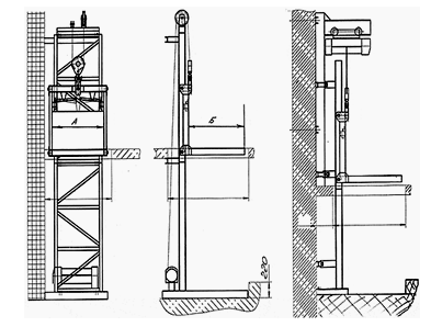 Грузовой лифт своими руками чертежи 64